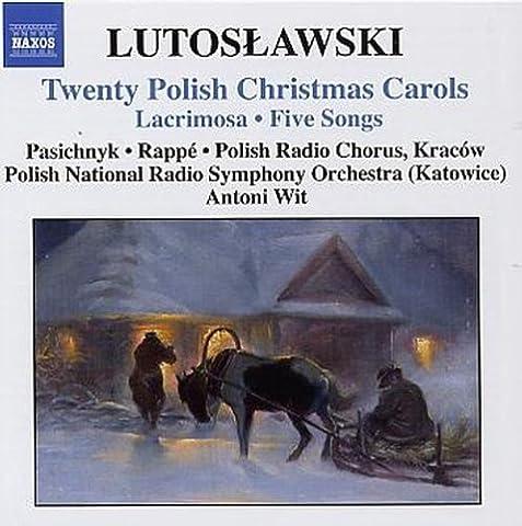20 Polish Christmas Carols / Lacrimosa / Five Songs (Radio-christmas Song)