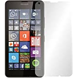 "2 x Slabo protector de pantalla Microsoft Lumia 640 lámina protectora de pantalla lámina protectora ""Ultra Transparente"" invisible MADE IN GERMANY"