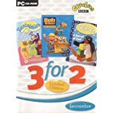 Favourites Triple Pack (Bob The Builder, Teletubbies, Pingu)