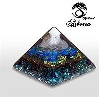 Energetische Pyramiden Ocean Orgonite Pyramide, Yin Yang. preisvergleich bei billige-tabletten.eu