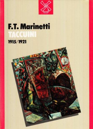 Taccuini (1915-1921) (Storia/Memoria)