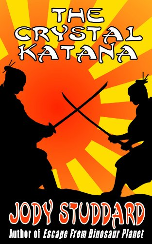 The Crystal Katana (English Edition) (Crystal Katana)