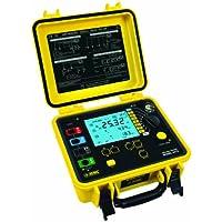 AEMC 6472multifunción digital tierra probador de resistencia, 99,99Kilohms resistencia, 32V Voltaje, 250mA actual