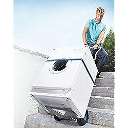Diable électrique monte escalier pliant spécial electroménager - Charge 170kg