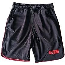 02c7d59e53 Hombre del Bodybuilding Gimnasio Pantalones Cortos Pantalones para Hombre  Hombres Pantalones Cortos Pantalones Deportivos para Hombre