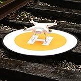 Mekingstudio 75cm Universal Landing Pad Landeplatz für RC Drohnen Quadcopter , DJI Mavic Pro, Phantom 2/3/4/4 Pro, Inspire 2/1, 3DR Solo, Parrot, Antel Robotic