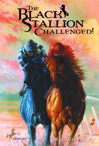 Black Stallion Challenged (The Black Stallion)