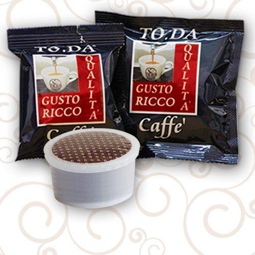 200 Capsule caffè GATTOPARDO GUSTO RICCO compatibili espresso point