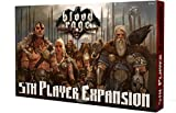 Blood Rage 5th Player Expansion - English, French, German, Italian, Polish, Spanish