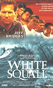White Squall [VHS]