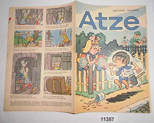 Bestell.Nr. 911357 Atze Heft 6 von 1973