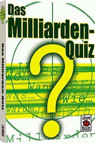 Das Milliarden-Quiz [Edizione : Germania]