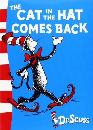 The Cat in the Hat Comes Back: Green Back Book (Dr. Seuss - Green Back Book)