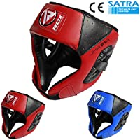 f/ür MMA Muay Thai universal Dreamitpossible Box-Schutzhelm aus PU Kick Brace Kopfschutz