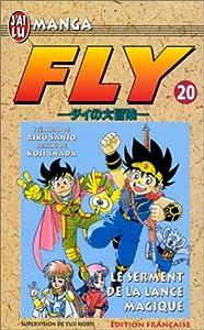 Dragon Quest - La Quête de Daï - Fly Edition simple Tome 20