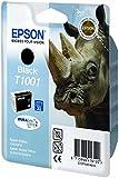 Epson T1001 Stylus Black Ink Cartridge for BX600FW/B40W (C13T10014010)