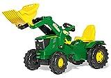 rolly toys 611096 - rollyFarmtrac John Deere 6210R, rollyTrac Lader