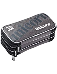 Unicorn Dart Wallet 3D, Silver, 46114