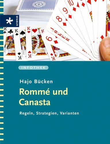 Rommé und Canasta: Regeln, Strategien, Varianten