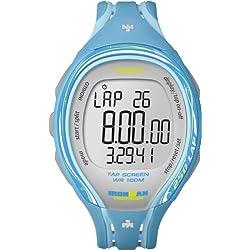 Timex Ironman 250Lap grifo elegante reloj de la pantalla (Azul Cielo) ~ T 5K590su