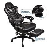 YOURLITEAMZ Racing PC Gaming desk Chair - Reclining Ergonomic Office Computer Chair