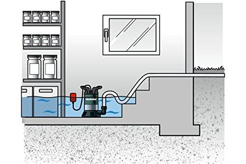 Metabo TP 8000 S Klarwasserpumpe - 6