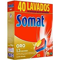 Somat or plaquettes Lave-vaisselle 40Doses