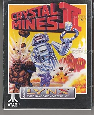 Crystal mines II - Lynx