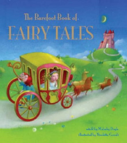 The Barefoot book of fairy tales