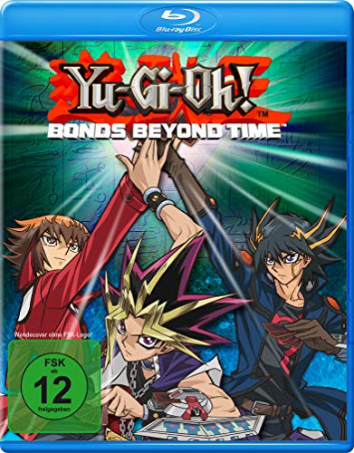 Yu-Gi-Oh! - Bonds Beyond Time [Blu-ray]