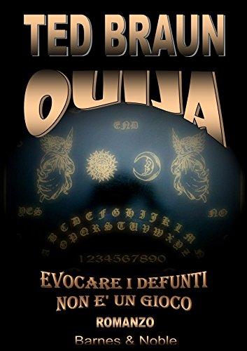 OUIJA VOLUME 2: LA MORTE AVRA' I SUOI OCCHI.