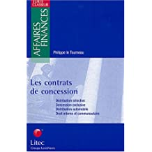 Les Contrats de concession (ancienne édition)