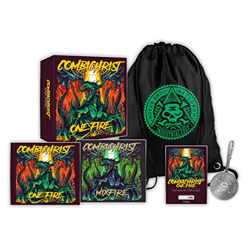 Combichrist - One Fire (Ltd. Fan Edition) (Audio CD)