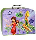 Unbekannt Koffer / Kinderkoffer -  Disney Fairies / Tinkerbell - Fairy  - Pappkoffer -..
