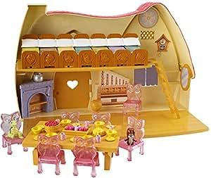 Disney Princesses - V1836 - Maison de Poupée - Chaumiere de Blanche Neige