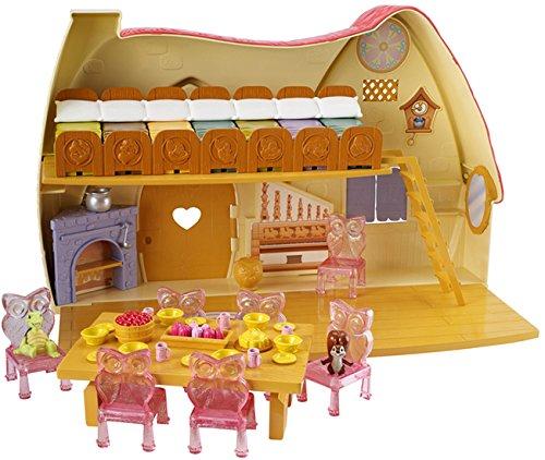 Disney Mattel V1836 Princesses house of Snow White and the 7 dwarfs