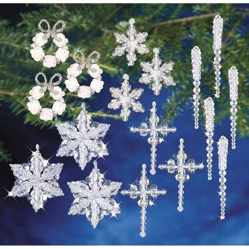 en Ornament Kit Collection Crystal Collection, Acryl, Mehrfarbig ()