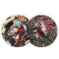 Comparador de precios Serendipity Puzzle Company Visions of Red 800 Piece Jigsaw Puzzle, Cardinal Birds by Serendipity Puzzle Co. - precios baratos