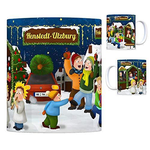 trendaffe - Henstedt-Ulzburg Weihnachtsmarkt Kaffeebecher