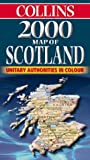 Cover of: Map of Scotland 2000 | Bartholomew