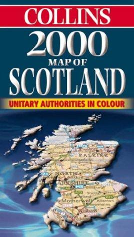 Map of Scotland (Map)