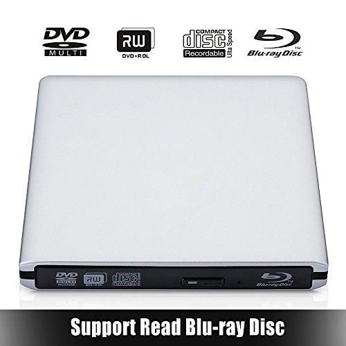 Ammiy® High Speed externes DVD Driver