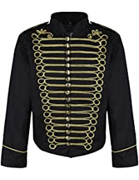 Steampunk Napoleon Military Drummer Parade Jacket