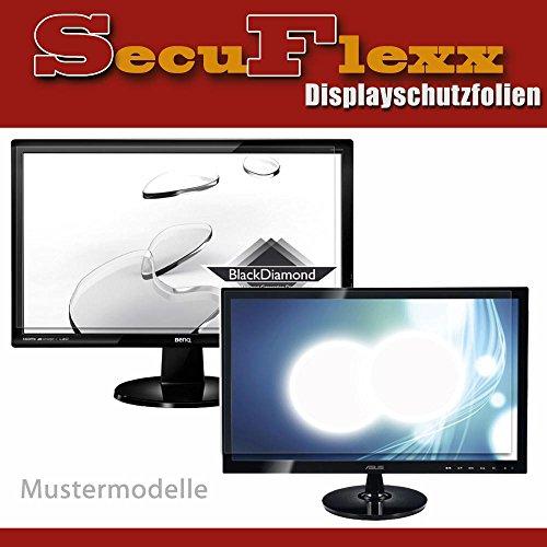 Acer K272HLE, ANTIREFLEX entspiegelte Displayschutzfolie, jetzt antibakteriell - SecuFlexx