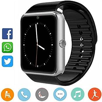 Bluetooth 3.0 Reloj Inteligente con Cámara Smartwatch phone ...