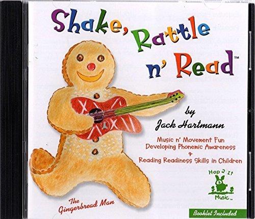 Shake, Rattle 'N' Read by Jack Hartmann (1997-08-03)