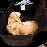 Doctor Bark 104211300 Autodecke 2-Sitzer, S, braun