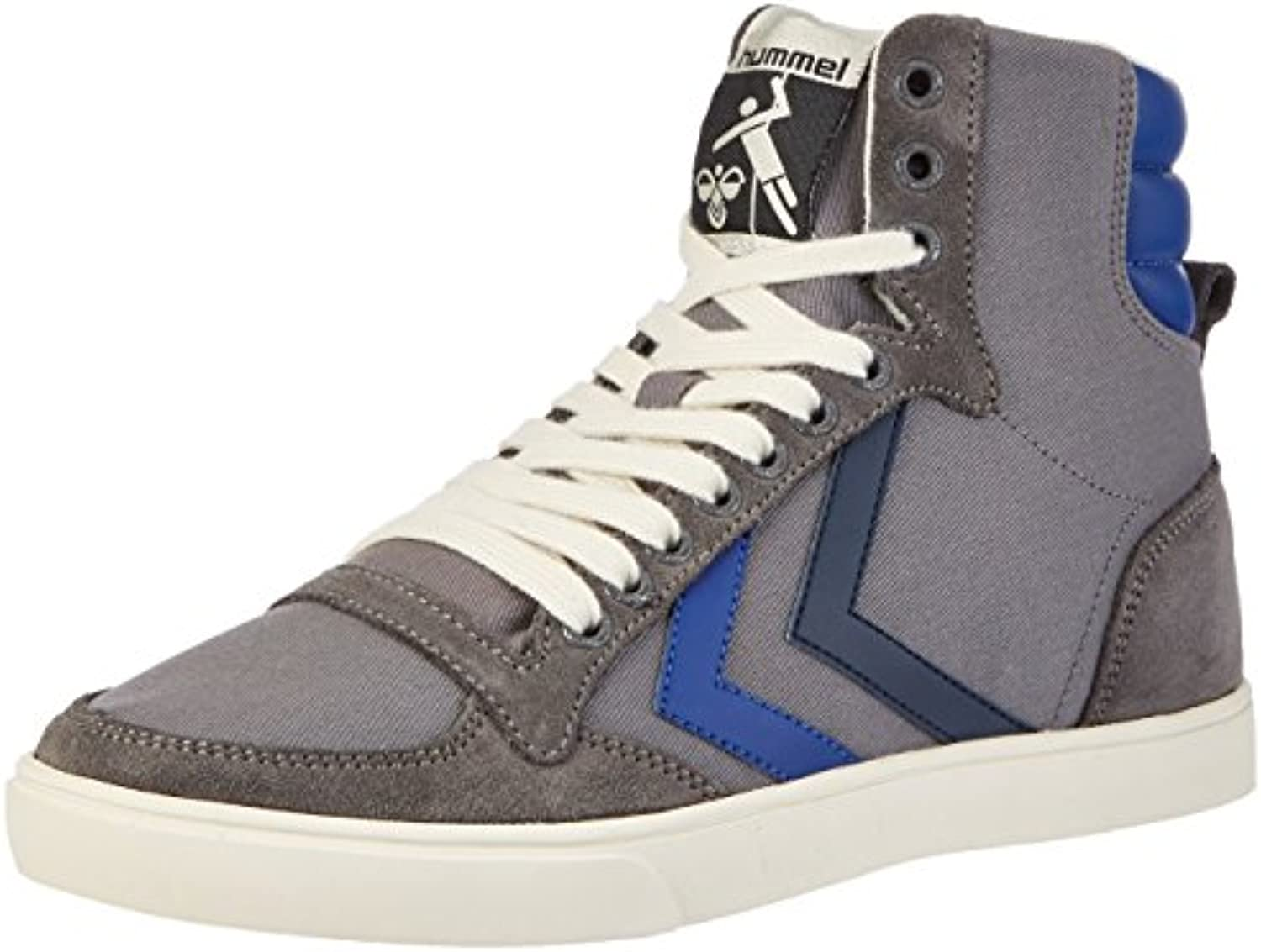 Hummel Unisex Erwachsene SL. Stadil Duo Canvas High Top