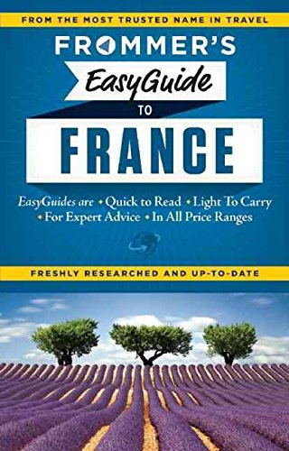[Frommer's Easyguide to Paris 2015] (By: Margie Rynn) [published: October, 2014]