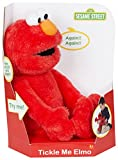 "123 Sesame Street 18"" Tickle Me Elmo Talks & Giggles Childrens Kids Cuddly Toy"